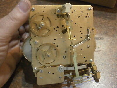 FRANZ HERMLE 341 020 MOVEMENT 44cm Westminster Chime Germany parts spares