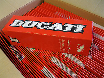 Coffret Etui Pour Bouteille Raymond Roche Ducati Collector Neuf