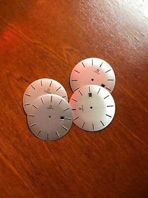 4 omega chronometer Watch Parts. Vintage Chronometer Faces For Men And Women