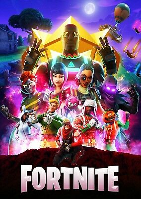 Fortnite Poster No2