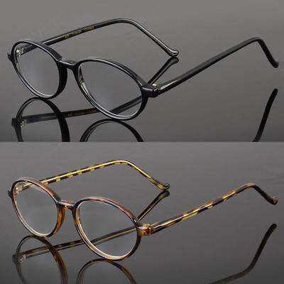 New Retro Vintage Reading Glasses Small Round Readers 1.0 1.5 2.0 2.5 3.0 3.5