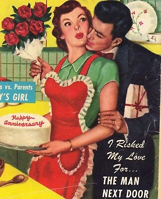 Romantic Marriage #9 Golden Age Pre-Code Romance Ziff-Davis Comic Group (1952)