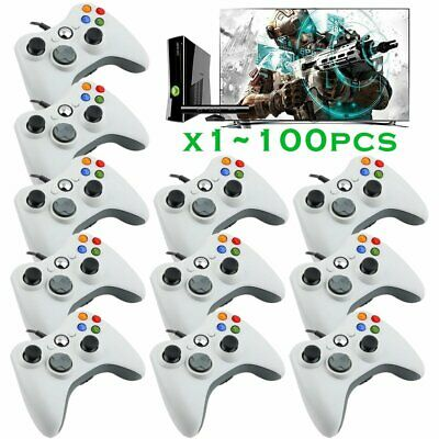 WIRED USB GAME Pad Controller For Microsoft Xbox 360 Console