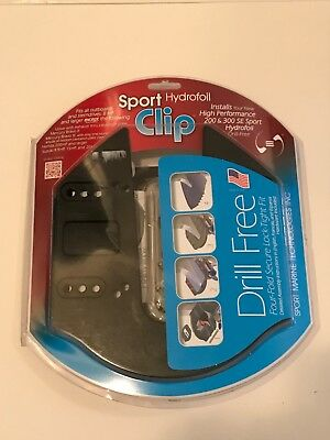 SE 200 300 Sport Clip Hydrofoil Stabilizer Drilless No Drill Adapter 73434 73435