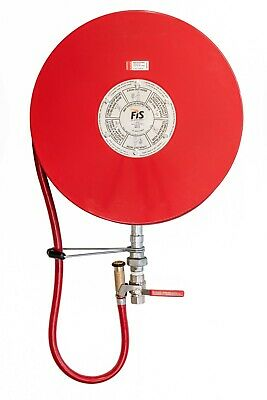 "Fire Hose Reel 36M x 19mm  ""Red Color Hose"" ""Fire Hose Reel "" FIS brand"