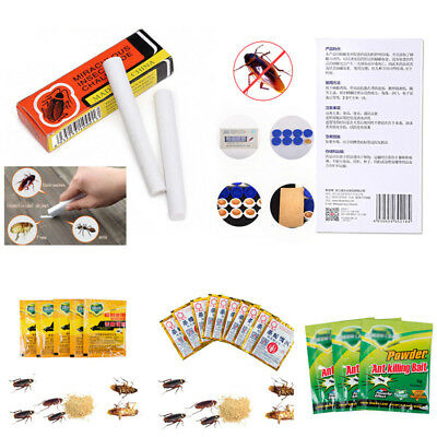 Other Home Cleaning Supplies Home & Garden Cockroach Bait Insects Killer Canbic Useful For Household Thailand Product 4pcs.