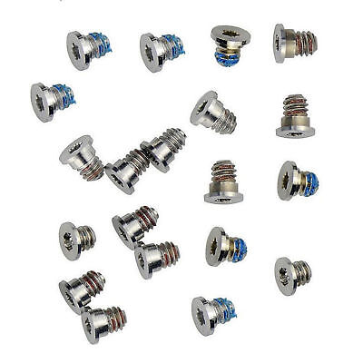 40PC Bottom Replacement Screws For Apple Macbook Pro Retina A1398 A1425 A1502