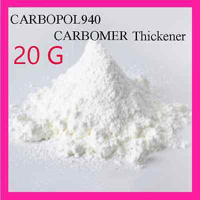 CARBOPOL 940 ( CARBOMER ) 2 Pounds - $39 99 | PicClick