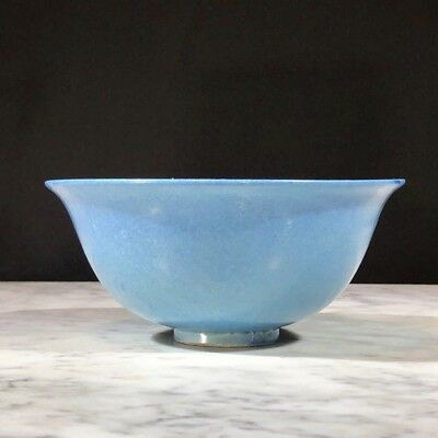Chinese 'Sky Blue' glaze bowl, 18th/19th century