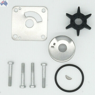 Yamaha 20 & 25 Hp Outboard Water Pump Impeller Kit rplcs 6L2-W0078-00-00 18-3431