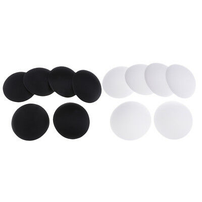 6 Pairs Insert Push Up Pushup Removeable Enhancer Bra Pads Swimsuit Bikini