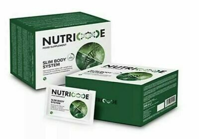 FM World Nutricode Slim Extreme Weight Loss Assistant Decrease Appetite 1 months