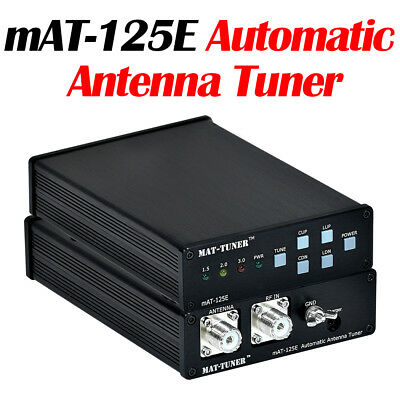 MAT-125E Automatische Antenne Auto Tuner Short Wave for HF Transceiver 3M-54MHz