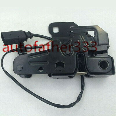 For Audi a4 02-09 Hood Lock Safety Latch Catch GENUINE Front