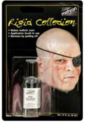 Ridgid Collodion FX Makeup Scaring Product Halloween Cosplay Pirate Horror Haunt
