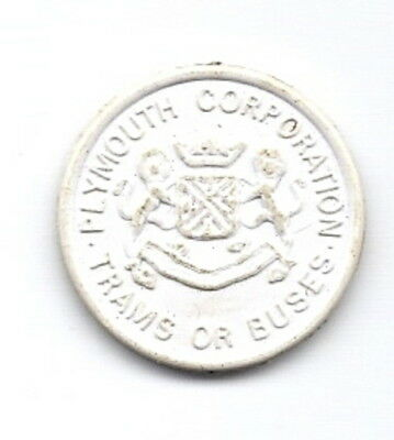 Plymouth Corporation  4d    Transport Token