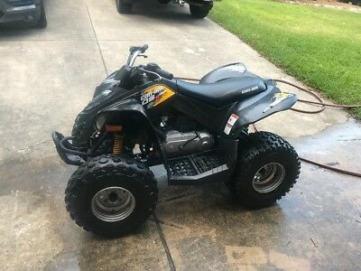 2009 Can Am DS 70