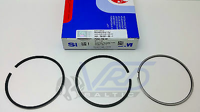 1 Cyl. Piston Rings Set Mercedes-Benz Mb A 160 180 200 B 180 200 2.0 Cdi  Om640