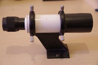 TAL 6x30 Finderscope for Telescope (2 Hole Fitting Type) with adjustable bracket