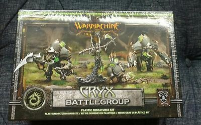 WarMachine: Cryx BattleGroup