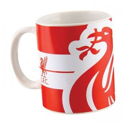 Liverpool Fc Tea Tub Mug Ceramic Coffee Cup In Clear Gift Box New Xmas