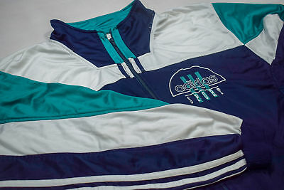 Adidas Trainings Jacke Sport Jacket Track Top Jumper Vintage 90s Casual D 9 XL
