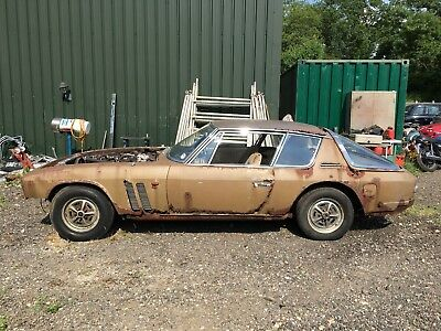 JENSEN FF Mk 1 vin 119/143 for full restoration