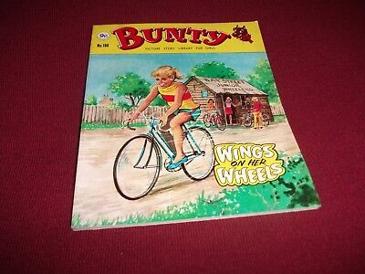 EARLY BUNTY PICTURE STORY LIBRARY BOOK from the l970's- never read:ex condit!