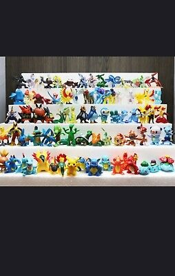 Pokemon figuren set