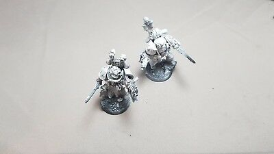 Forgeworld Space Marine Apothecary Set Astral Claws