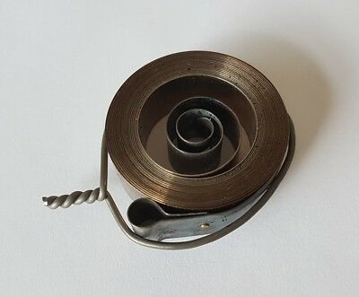 American, Riveted Loop End Mainspring Height 15 Force 0.45