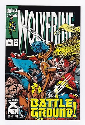 Marvel Comics: Wolverine #68 & #69 - Both Issues!