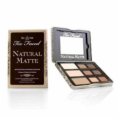 Too Faced Natural Matte Matte Neutral Eye Shadow Palette Eye Color