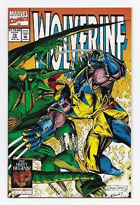 Marvel Comics: Wolverine #70 & #71 - Both Issues!