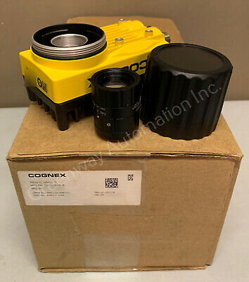 NEW Cognex In-Sight IS5603-11 w/ PATMAX High Res Vision Camera 5603-11