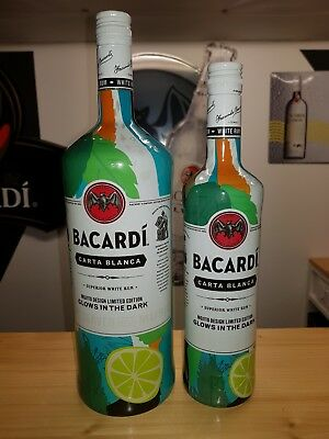 Bacardi special edition 0.7liter.