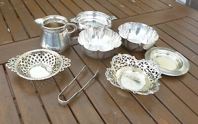 Fantastic Joblot Collection of Antique/Vintage Silver Plated Items