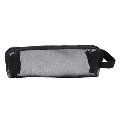 Portable Zippered Organizer Toiletry Cosmetics Makeup Wash Bag Pouch LH