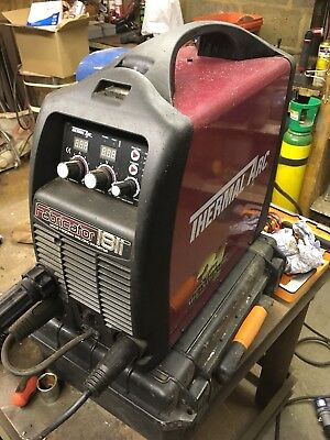 Thermal Arc 181i Inverter Mig/tig/arc 3 In 1