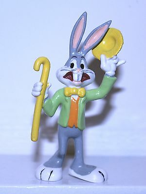 "Warner Bros. Bugs Bunny ""Song & Dance Bunny"" PVC Figure"
