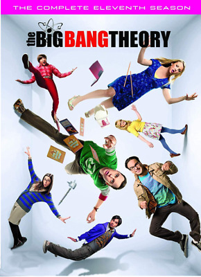 The Big Bang Theory Saison 11  NEUF FR