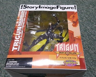 Trigun- Yasuhiro Nightow- Previews Exclusive- Story Image Figure!- New- Yamato