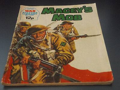 WAR PICTURE LIBRARY NO 1508!,dated 1978!,GOOD for age,great 40!YEAR OLD issue.