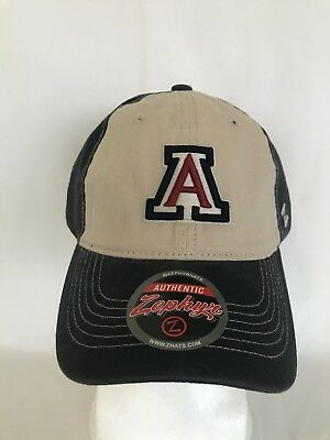 88148bc9 ... switzerland arizona wildcats official ncaa adjustable hat cap by zephyr  nwt fe111 25af9