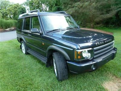 Discovery SE 2004 Land Rover Discovery SE 4wd One Owner Only 74k