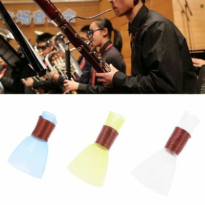 5 Pcs Chinese National Musical Instrument Suona Plastic Whistle Horn Accessories