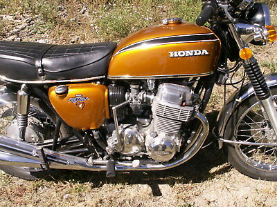 1972 Honda CB-750  1972 CB-750 Four cylinder, last of the K-2 models 16,000 orig. miles! IMMACULATE