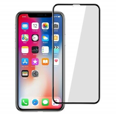 9H 5D Tempered Glass For Iphone XS Max XR Full Cover Screen Protector Phone Film