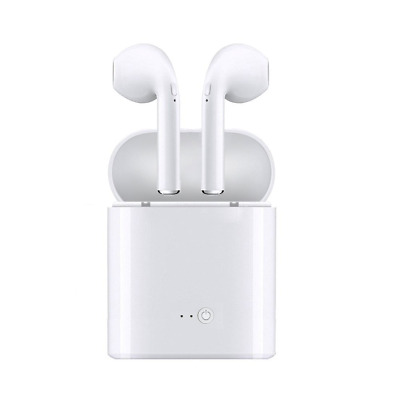 TWS Twins Wireless Bluetooth Earphones in Ear Stereo Earbuds  For iPhone X 8 7