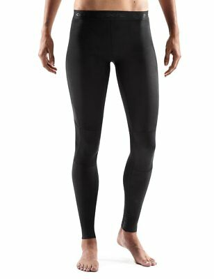 Skins Women's RY400 Compression Recovery Tights Black/Black X-Small